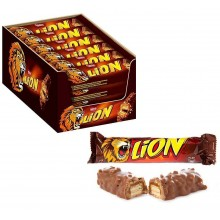 Chocolatinas Nestle Lion choco 42gr. x 24u.