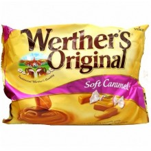 Caramelos Werther's Toffe Nata 1kg.