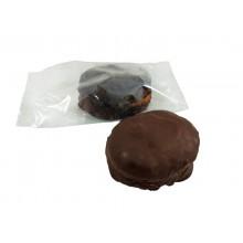 Bomba de chocolate Vegana y sin gluten 1u.