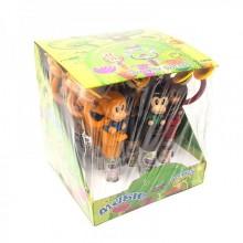 Juguete Mono con golosinas 12 unidades.