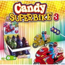 Juguete Candy Superbike 3 12u.