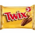 Twix Pack barritas 3u.