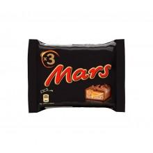 Mars Pack barritas 3u.
