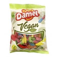 Golosina Vegana Damel Gusanos Azúcar 1kg.