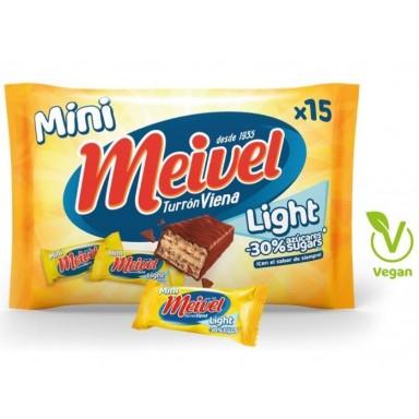 Mini Turrón Viena Light para veganos 15u.