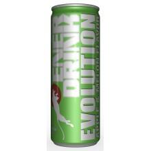 Bebida Energética Vitalis Manzana & Melón 250 ml. 24u.