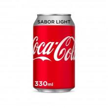 Coca Cola Light lata 33cl pack 8 unidades