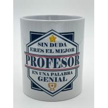 Taza Especial Profesor