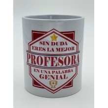 Taza Especial Profesora modelo 1