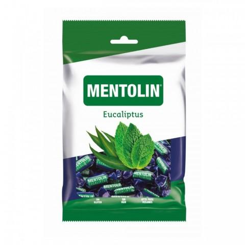 Caramelos Mentolin Eucaliptus bolsita 150gr.
