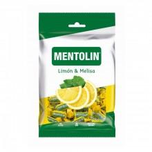 Caramelos Mentolin Limón & Melisa bolsita 150gr.