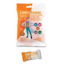 Caramelos Candyfense veganos s/a de propoleo con sabor a miel bolsitas 20u.