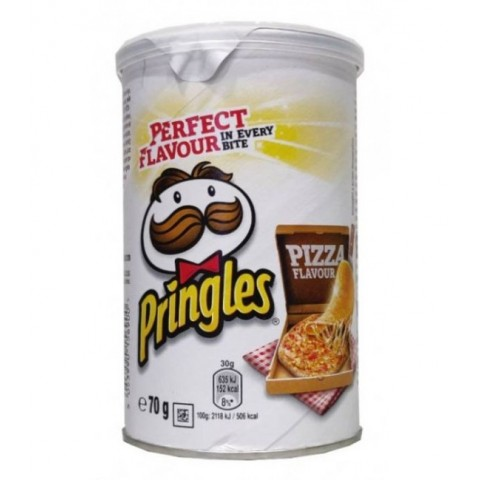 Pringles Pizza 70gr. 12u.