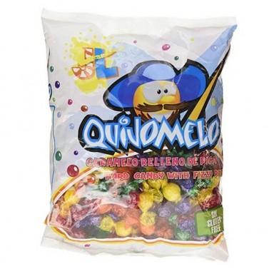 Caramelo relleno de pica pica Quijomelo 1Kg.