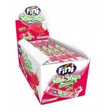 Regaliz Fini Lenguas fresa rellenas envueltas 125u.