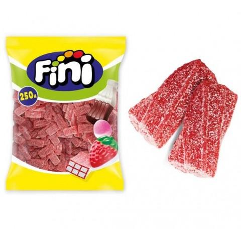 Caramelos de goma Fini bolsa Torcidas rellenas pika 250u.