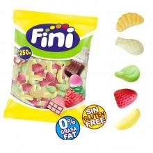 Caramelos de goma Frutas Yogurt Bolsa 250u.