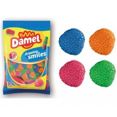 Caramelos de goma Damel Moras Surtidas 250u.