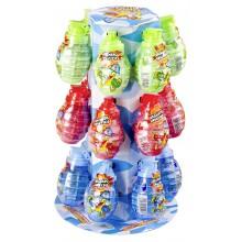 Funny Candy Granadas Lolly Dip 18u.