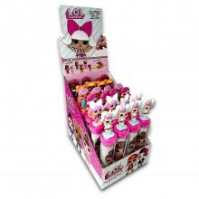 Estampador de sellos con caramelos  LOL Surprise! 24u.