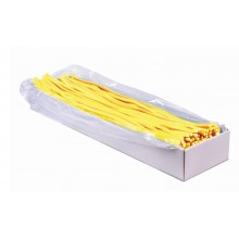 Regaliz Fini Cables gigantes PICA PLÁTANO 100u.