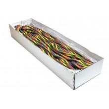 Regaliz Fini Cables gigantes BRILLO TORNADO 100u.