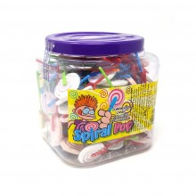 Top Candy Espirales pop 125u.