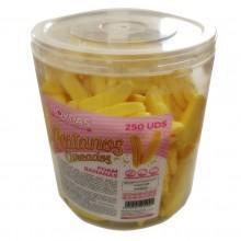 Golosinas Aireadas Roypas Plátanos Foam 250u.