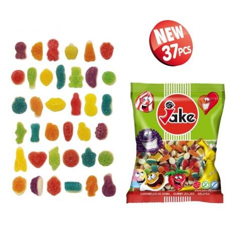 Caramelos de goma Jake Fun-Tastic 1kg.
