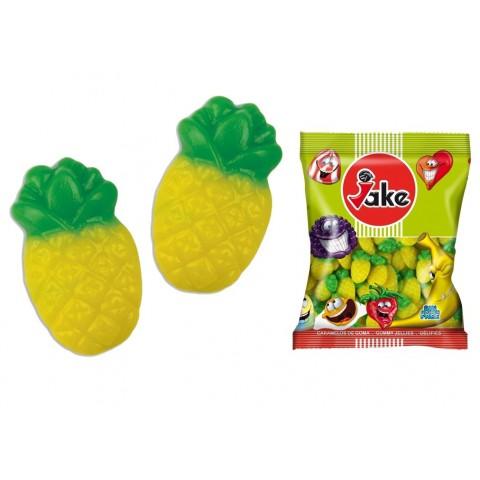 Caramelos de goma Jake Piñas 1kg.