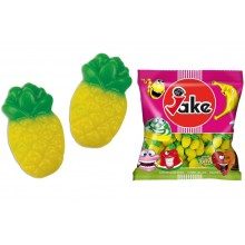 Caramelos de goma Jake Piñas 250 unidades