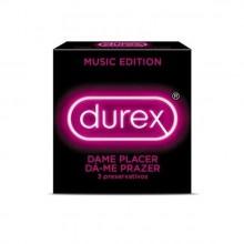 Preservativos Durex Dame Placer 3u.