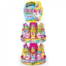 Johny Bee Unicorn Pop Candy 18u.