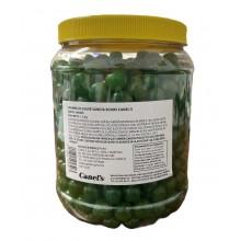 Caramelos masticables Canels sandía ácida 1,5Kg.