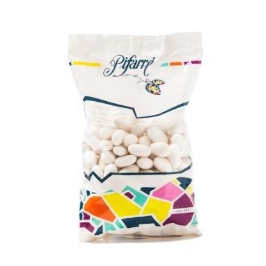 Peladillas especiales con almendra blanca bolsa 1Kg.