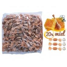 Caramelos Cerdán de Manzanilla con 20% Miel 1kg.