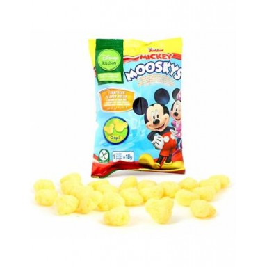 Mooskys Disney Aspil sin gluten 30u.