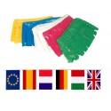 Banderines/flecos colores